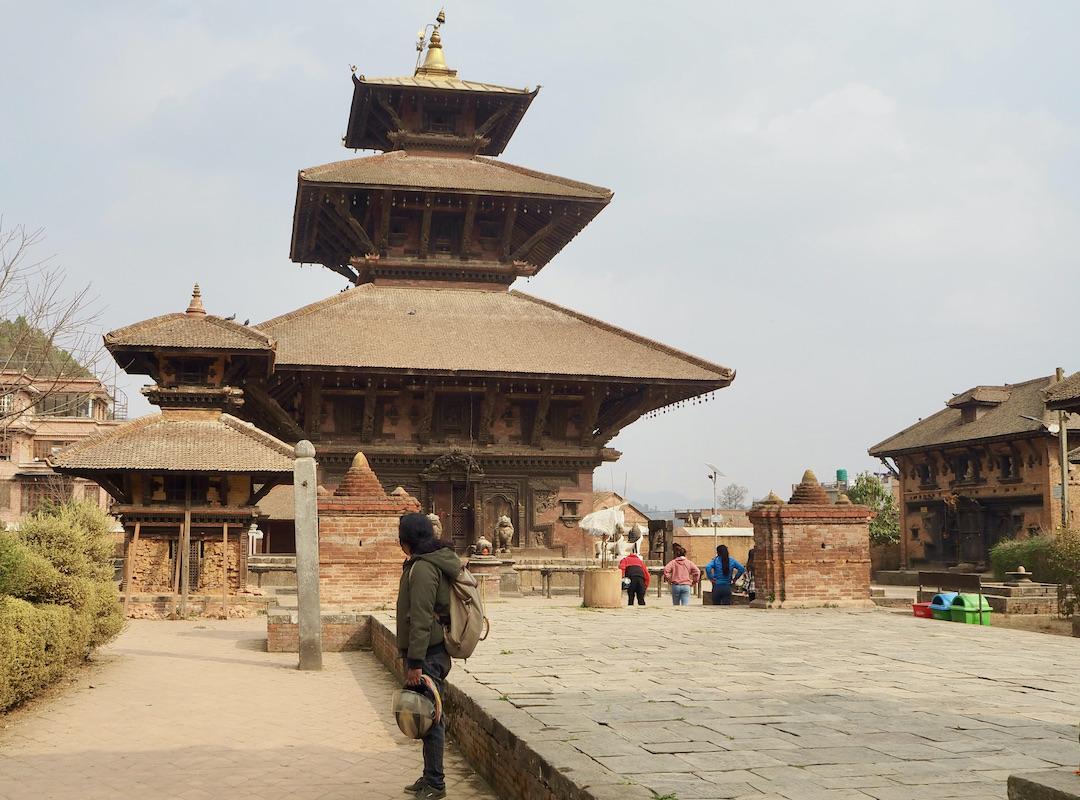 Indreshwar Mahadev Tempel Panauti Nepal