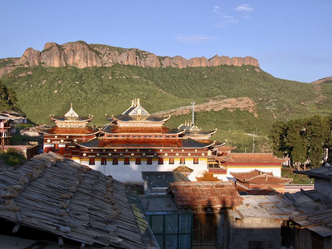 111 Gründe, China zu lieben: das Bergdorf Langmusi