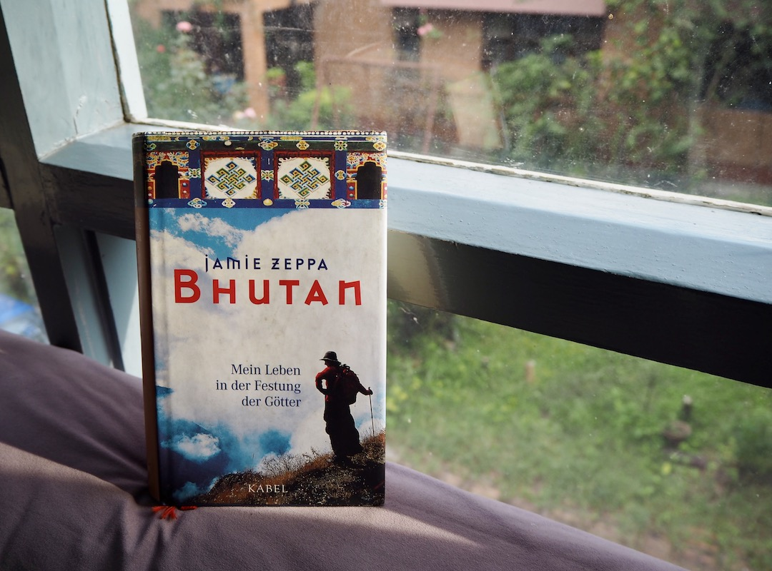 Mein Leben in Bhutan von Jamie Zeppa